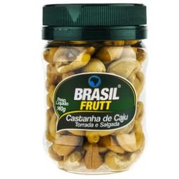 Brasil Frutt Castanha de Caju Torrada e Salgada