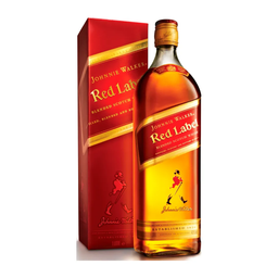 Destilado Whisky Johnnie Walker Red Label 1 L