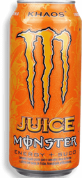 Energético Monster Khãos Juice 473 mL