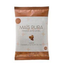 Pipoca Mais Pura Caramelo E Flor De Sal 150 g Cód 296274