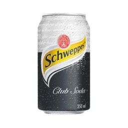Refrigerante Schweppes Club Soda - 350 mL - Cód 296373