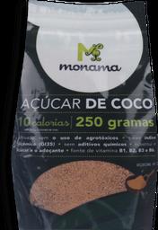 Açúcar De Coco Orgânico Monama 250 g