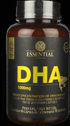 Dha Óleo De Peixe Essential Nutrition