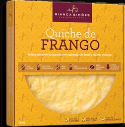 Quiche De Frango Com Cúrcuma Bianca Simões 150 g