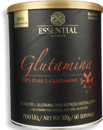 Glutamina Essential Nutrition 300 g