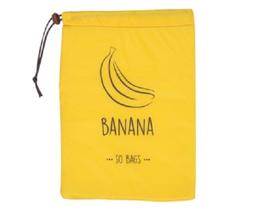 Saquinho De Nylon Conservador Para Banana So Bags