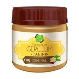 Manteiga De Gergelim Tahine Original Eat Clean 180 g