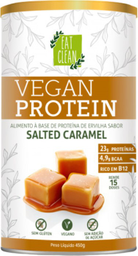 Vegan Protein Salted Caramel Eat Clean 450 g