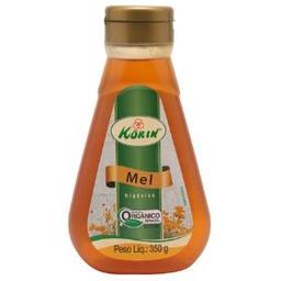 Mel Orgânico Korin 300 g