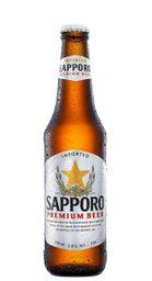 Sapporo Long Neck - 330ml