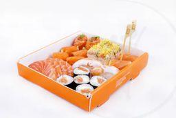 Loucos por salmão | 23 peças