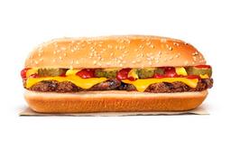 Long Cheeseburger