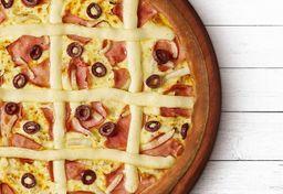 Pizza de Portuguesa - Média