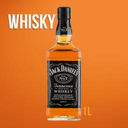 Whisky Jack Daniels 1 L Cód. 291668
