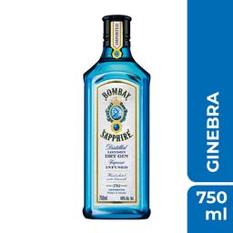 Gin Bombay Saphire 750 mL Cód. 291712