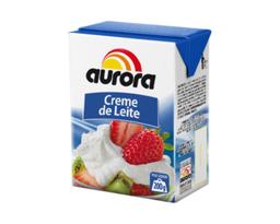 Creme De Leite Aurora 200 g