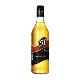 Aguardente Pirassununga 51 Ouro 965 mL