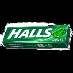 Halls Bala Menta 21 Und