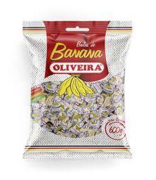 Oliveira Bala Banana Pct