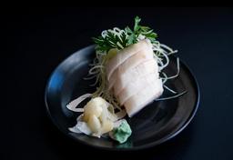 Sashimi de Peixe Branco (5 peças)