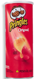 Batata Pringles Original 121 g