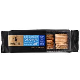 Biscoito Kalassi Rice Cracker Original 100 g