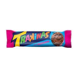 Biscoito Trakinas Recheado Morango 126 g