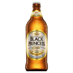Cerveja Black Princess Gold 355 mL