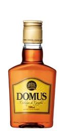 Conhaque Domus Embalagem de Bolso 200 mL