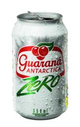 Refrigerante Antárctica Guaraná Diet 350 mL