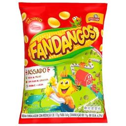 Salgadinho Elma Chips Fandangos Presunto 164 g