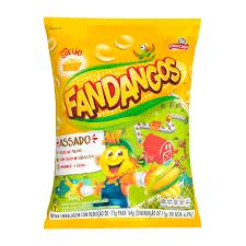 Salgadinho Elma Chips Fandangos Queijo 164 g