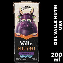 Suco Del Valle Néctar Uva 200 mL