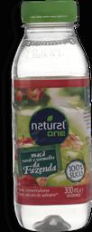 Suco Natural One Maçã Verde E Vermelha Da Fazenda