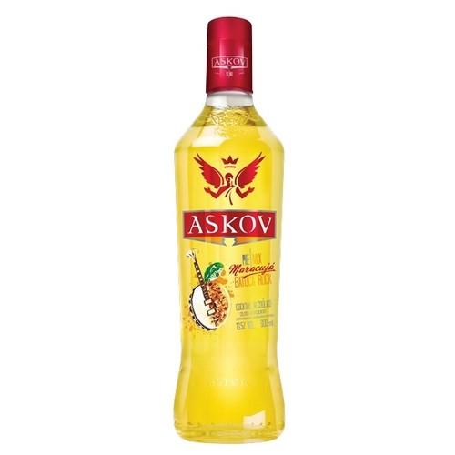 Vodka Askov Maracujá 900 mL