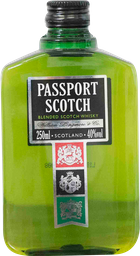 Whisky Passport Scotch 250 mL