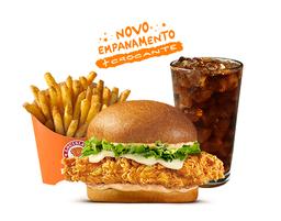 Combo Chicken Crispy Nola