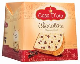 Casa Doro Panetone Chocolate