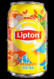 Cha lipton pessego lata