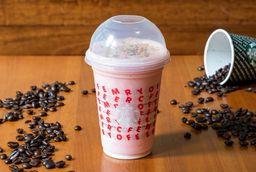 Frappuccino de Iogurte com Morango
