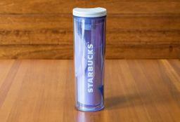 Tumbler Plastico Azul