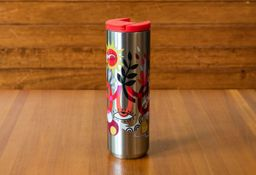 "Tumbler de Inox ""Love"" 473ml"