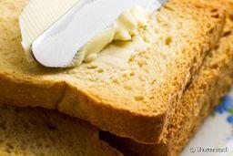 Pão integral com mantega