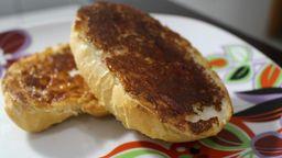 Pão Francês Saida Requeijão