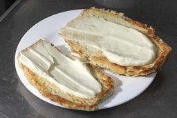 Pão com Requeijão