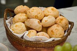 Mini Pão de Queijo Tradicional - 6 Unidades