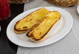 Pão na chapa + Suco Natural