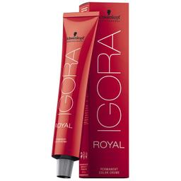 Coloração Permanente Igora Royal 8.77 Louro Claro Cobre 60 g