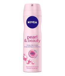 Desodorante Aerossol Nivea Feminino Pearl Beauty 150 mL