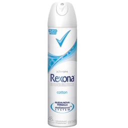 Desodorante Aerossol Rexona Feminino Cotton 150 mL